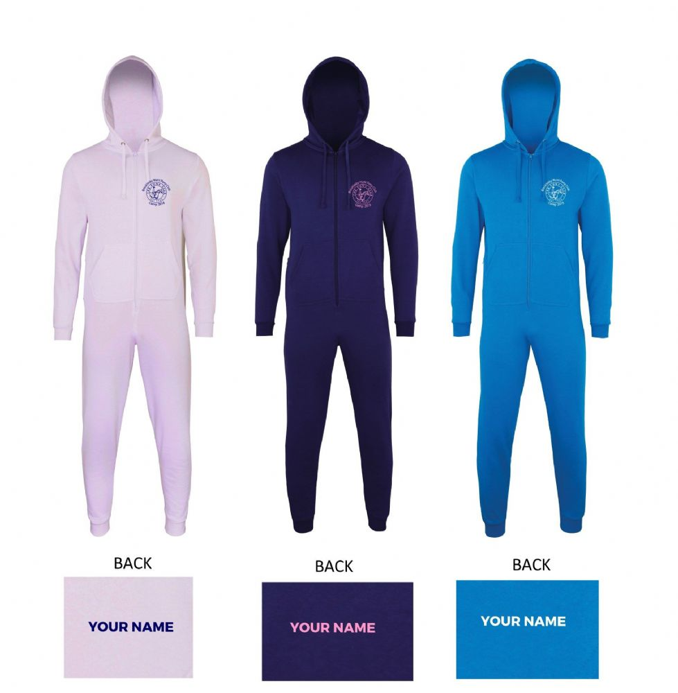 Adults  Brocklesby Hunt Pony Club Onesie